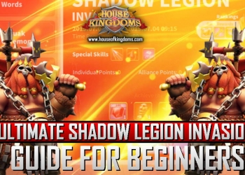 Shadow Legion Invasion Guide