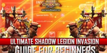 Shadow Legion Invasion Guide