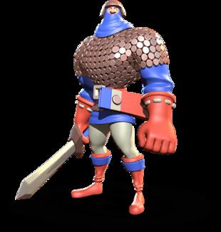 Swordsman ROK