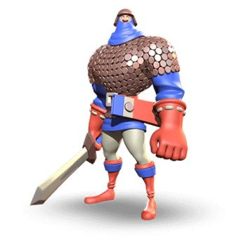 Swordsman Rise of Kingdoms