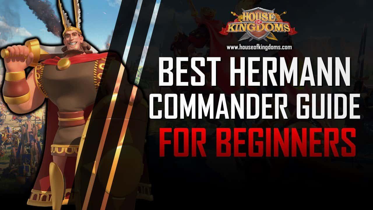Best Hermann Commander Guide Beginners