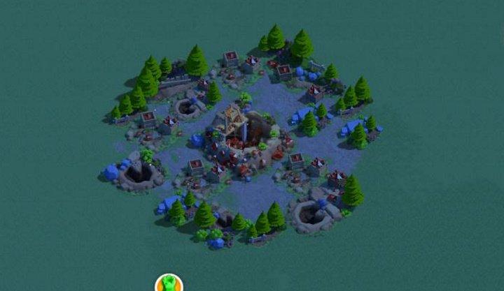 Gem Deposit Rise of Kingdoms