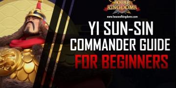 Best Yi Sun-Sin Commander Guide