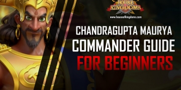 Chandragupta Maurya Commander Guide