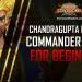 Chandragupta Maurya Commander Guide