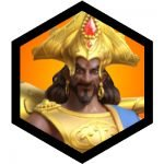 Chandragupta Maurya Commander Icon