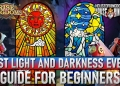 Best Light and Darkness Rise of Kingdoms Guide