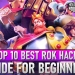Best Rise of Kingdoms Hacks