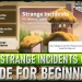 Best Strange Incidents Guide Rise of Kingdoms
