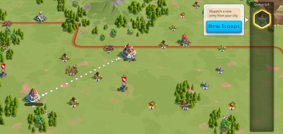 How to Attack Cities Rise of Kingdoms