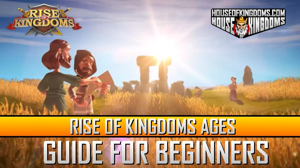 Rise of Kingdoms Ages