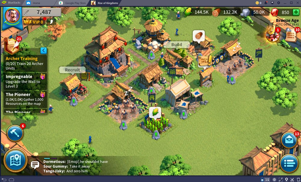 Rise of Kingdoms PC and Mac