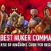 Top Best Nuker Commanders ROK Guide