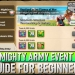 Best Mighty Army Event ROK Guide