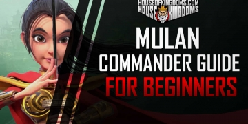 Best Mulan Commander ROK Guide