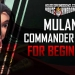Best Mulan Commander ROK Guide
