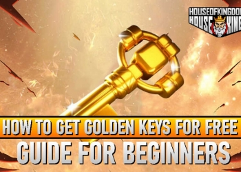 Free Golden Keys Rise of Kingdoms