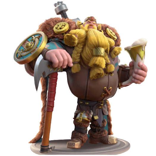 Harald Sigurdsson Rise of Kingdoms Commander