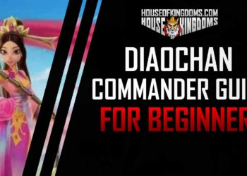 Best Diaochan Commander Rise of Kingdoms Guide