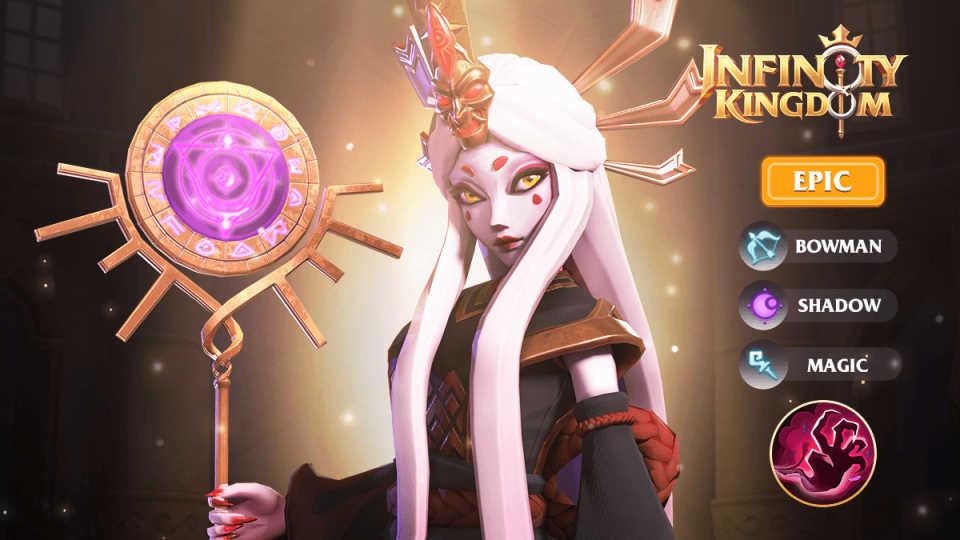 Infinity Kingdom Himiko Immortal
