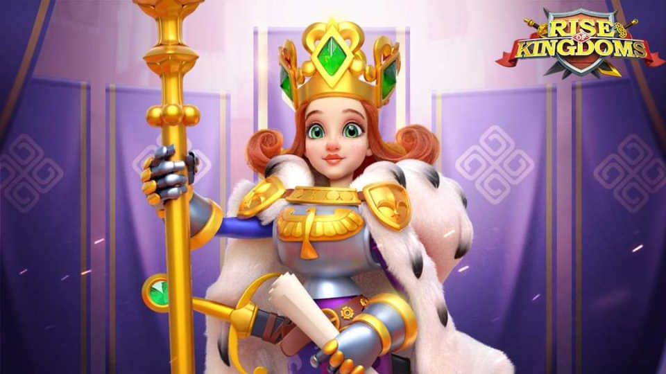 Rise of Kingdoms Jadwiga Commander